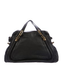 Chloé Leather Paraty Bag