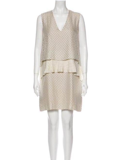Chloé Silk Mini Dress