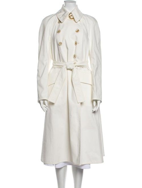 Chloé 2019 Trench Coat White