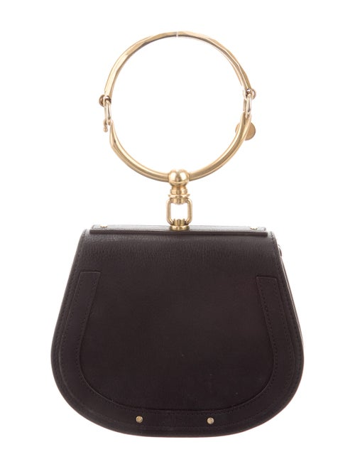 Chloé Small Nile Bracelet Bag Black