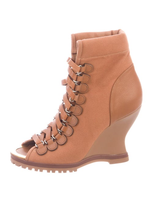 Chloé Boots Brown