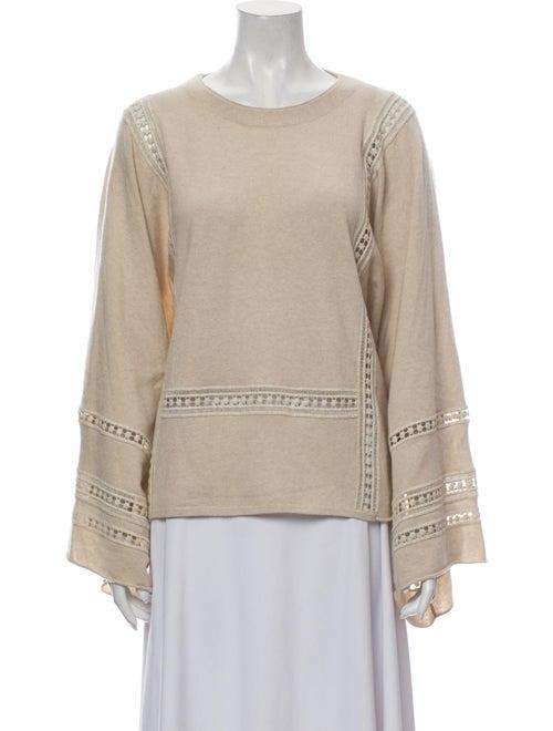 Chloé 2016 Merino Wool Sweater Wool
