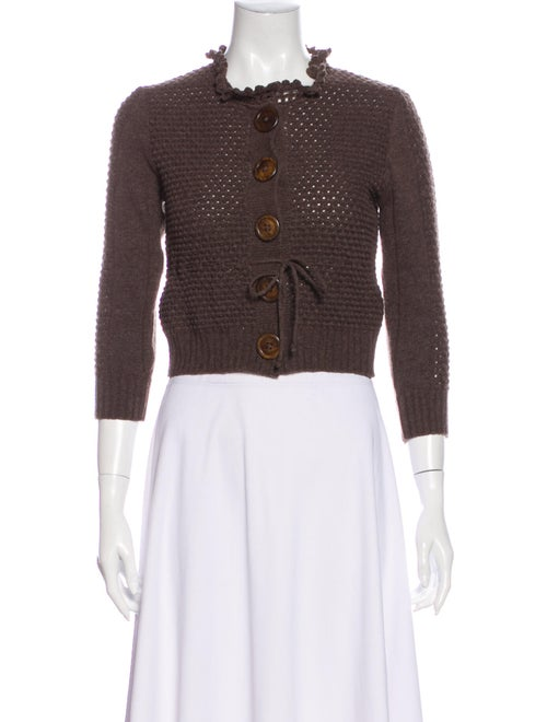 Chloé Merino Wool Sweater Wool