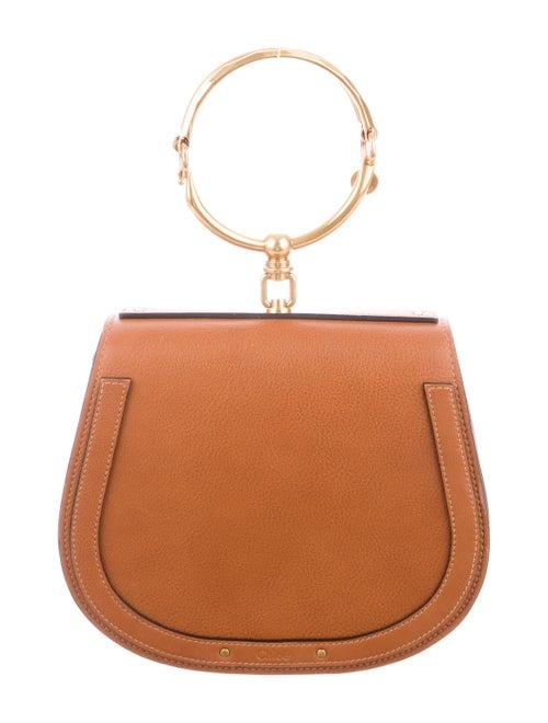 Chloé Nile Bracelet Bag Brown