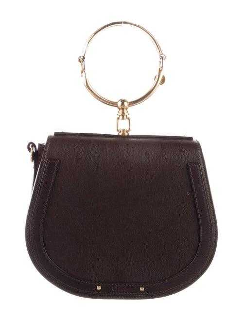 Chloé Nile Crossbody Bag Brown