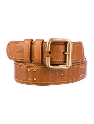 Leather Belt w/ Tags
