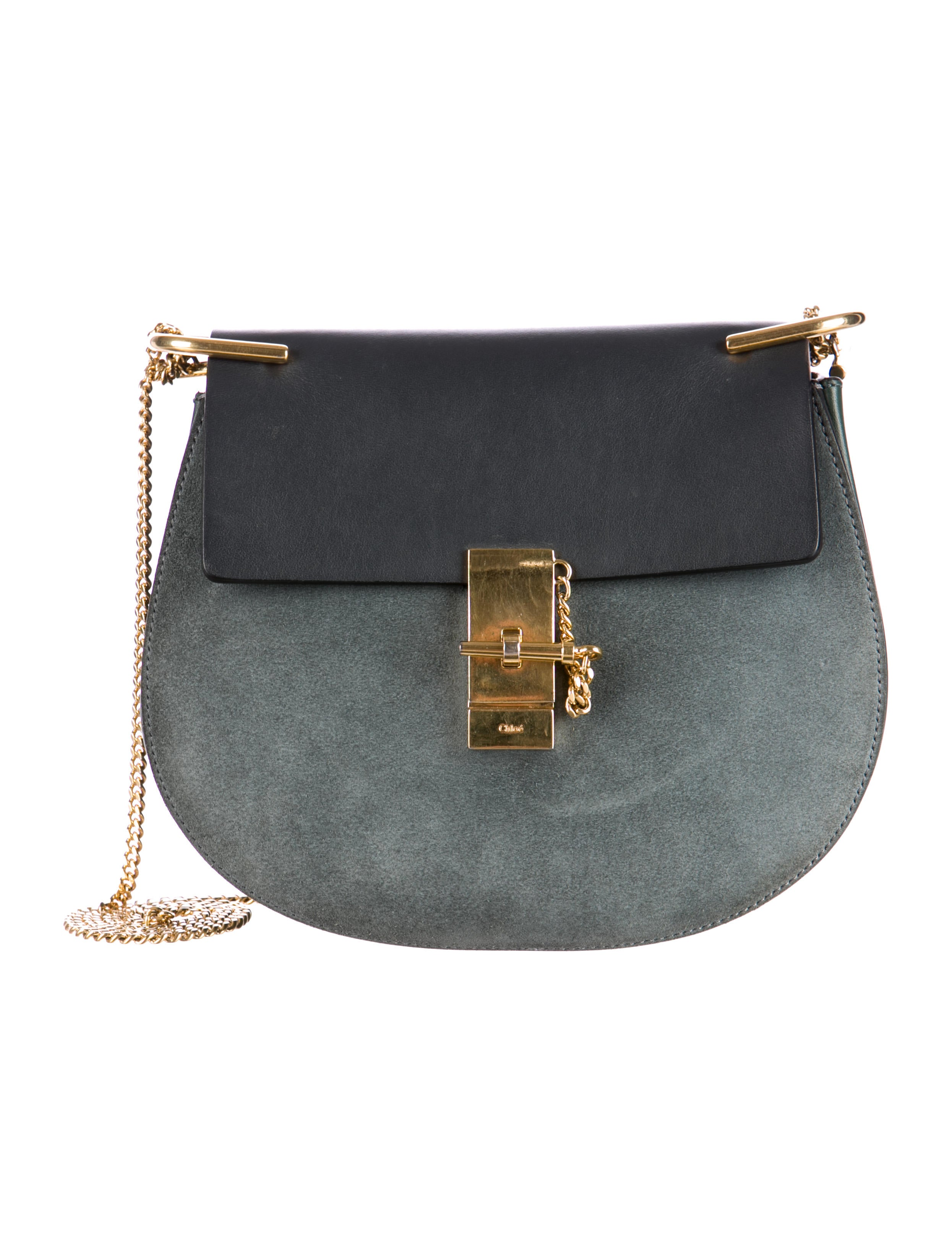chlo drew crossbody bag handbags chl36038 the realreal. Black Bedroom Furniture Sets. Home Design Ideas