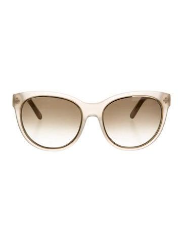 Chloé Gradient Lens Sunglasses None