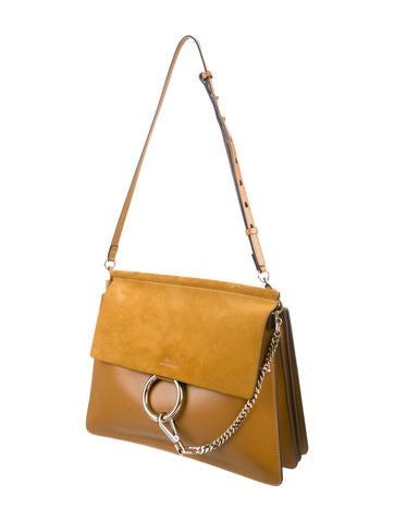 Medium Faye Shoulder Bag