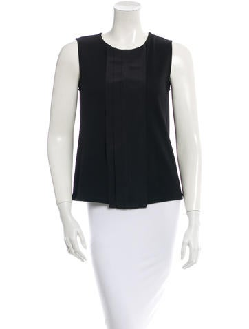 Chloé Wool Top None