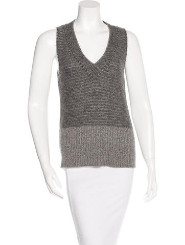 Chloé Knit Wool Top None