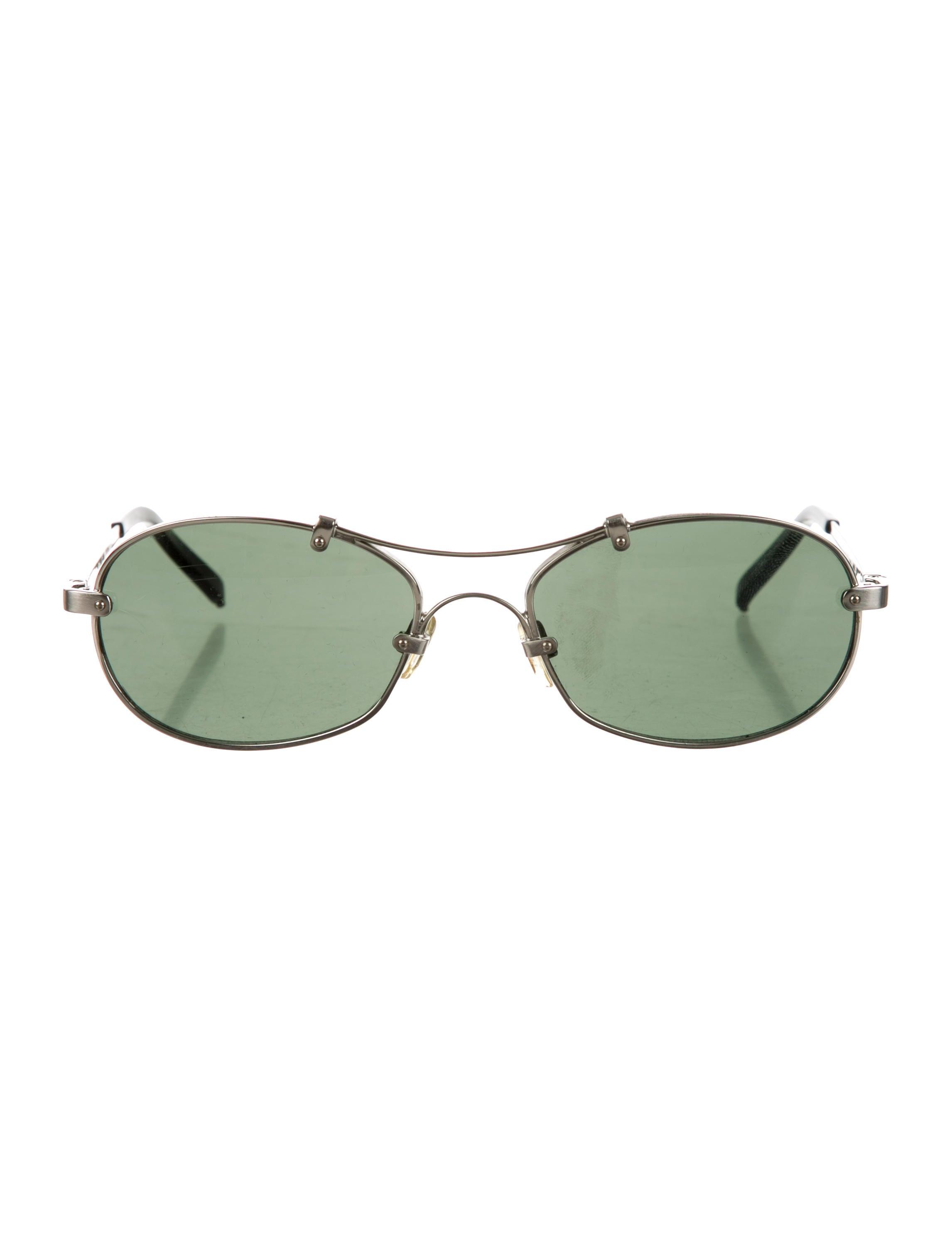 9c6a89c7ac Chloé Tinted Sunglasses - Accessories - CHL45068