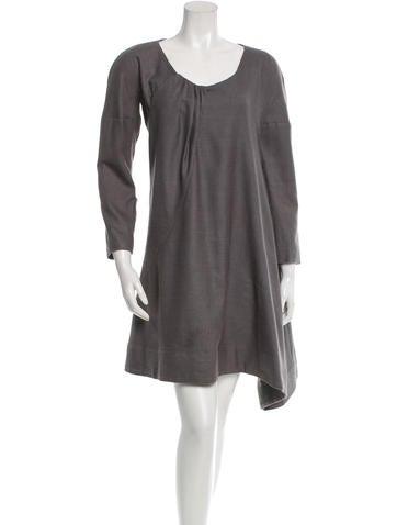 Chloé Silk Shift Dress