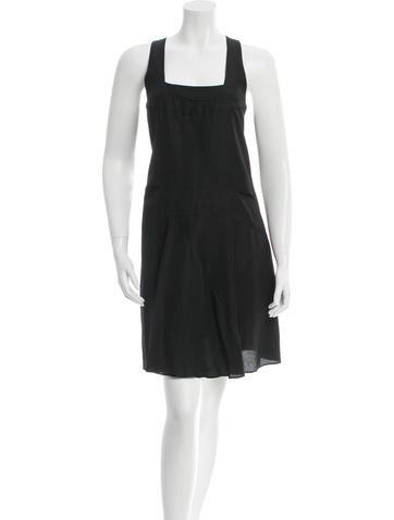 Chloé Sleeveless Mini Dress None