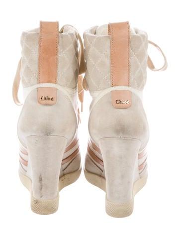 Kasia Wedge Sneakers