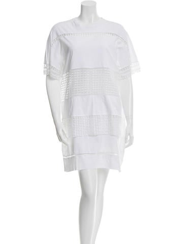 Chloé Cutout Mini Dress None