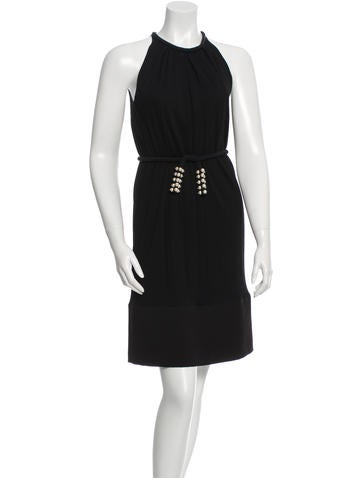 Chloé Sleeveless Shift Dress w/ Tags