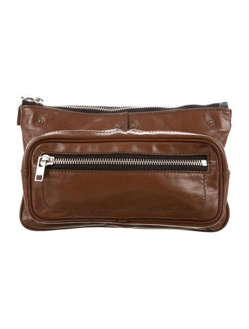 Chloé Leather Clutch