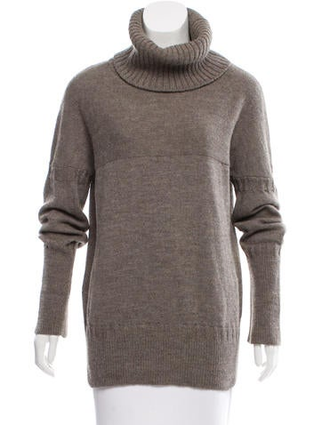 Chloé Wool Long Sleeve Sweater None