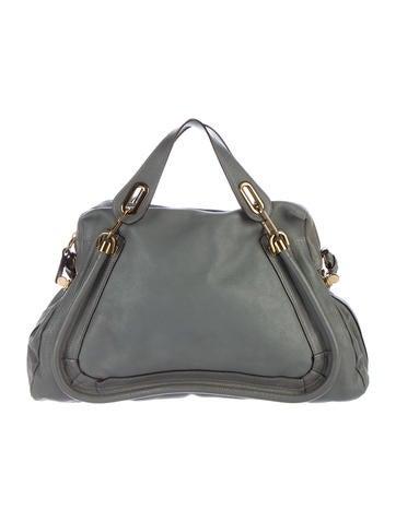 Chloé Large Paraty Bag None
