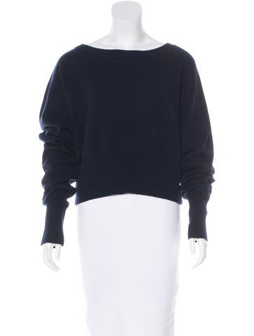 Chloé Cropped Cashmere Cardigan w/ Tags None
