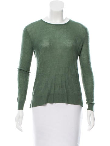 Chloé Cashmere & Silk-Blend Top None
