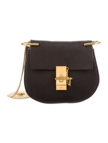 Chloé Small Drew Crossbody Bag