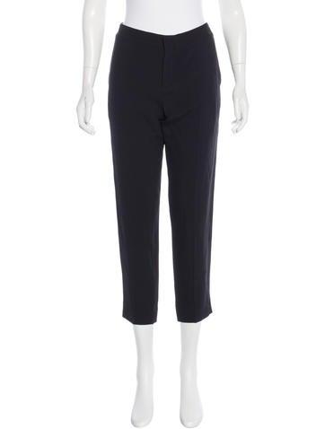 Chloé Tailored Straight-Leg Pants