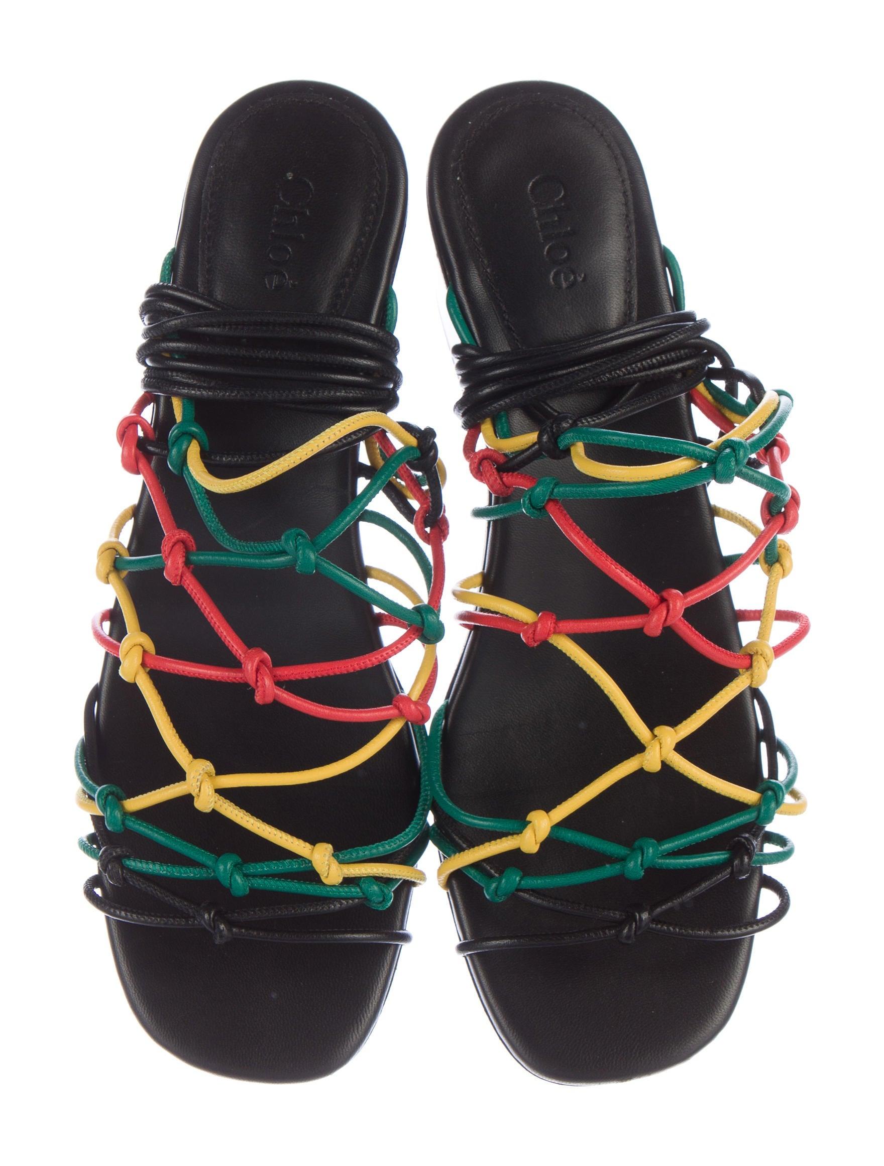Jamaican sandals shoes - Jamaica Leather Sandals