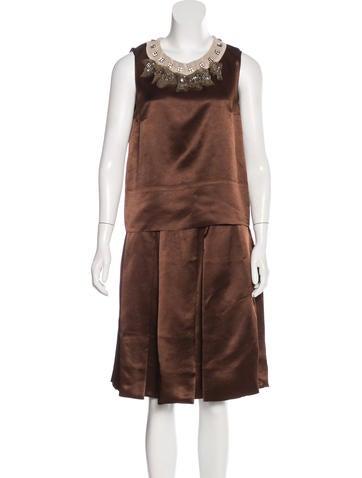 Satin Skirt Set 11