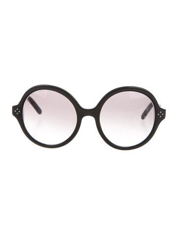 Tinted Oversize Sunglasses
