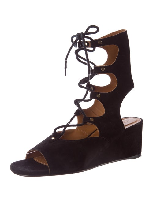 3b5d669022a Foster Gladiator Wedge Sandals Foster Gladiator Wedge Sandals ...