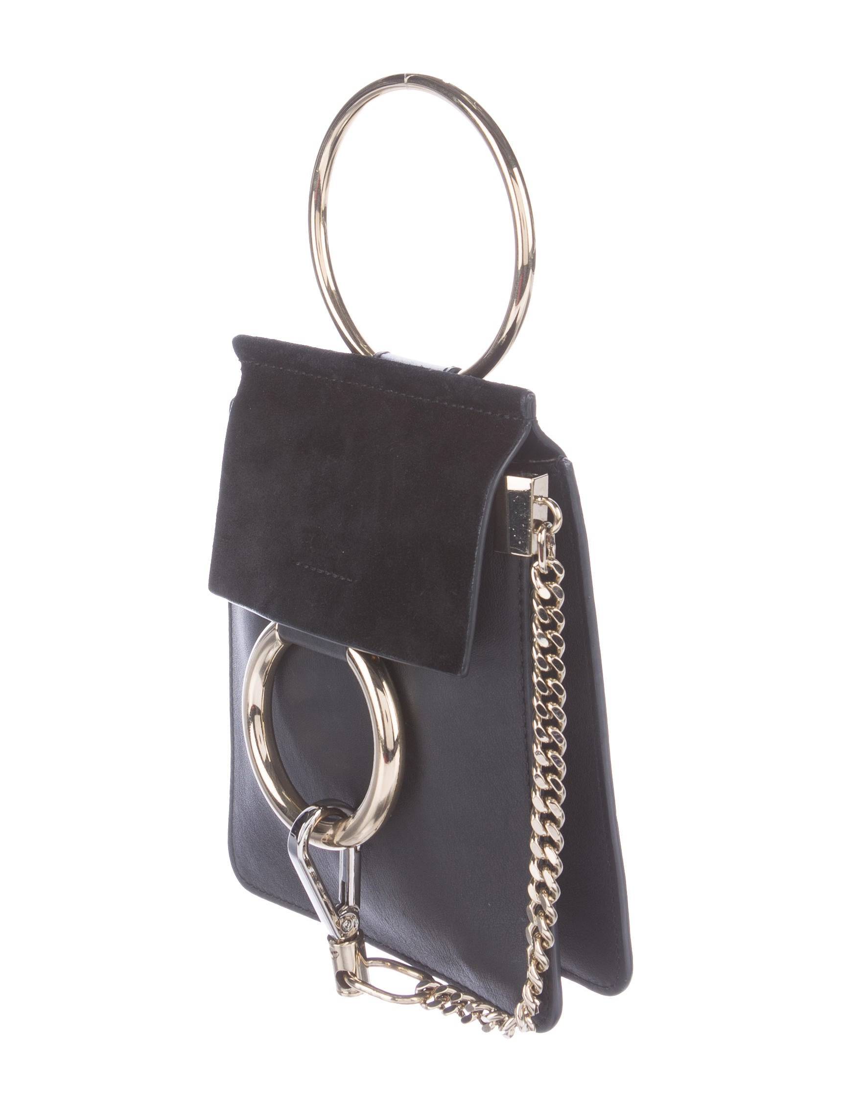 Chlo 233 Faye Mini Bracelet Bag Handbags Chl55111 The