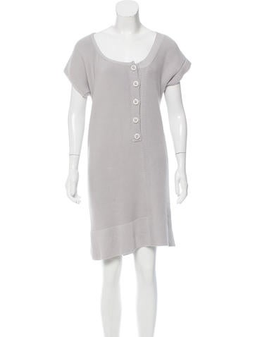 Chloé Knit Knee-Length Dress None
