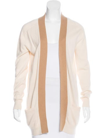Chloé Cashmere Knit Cardigan None