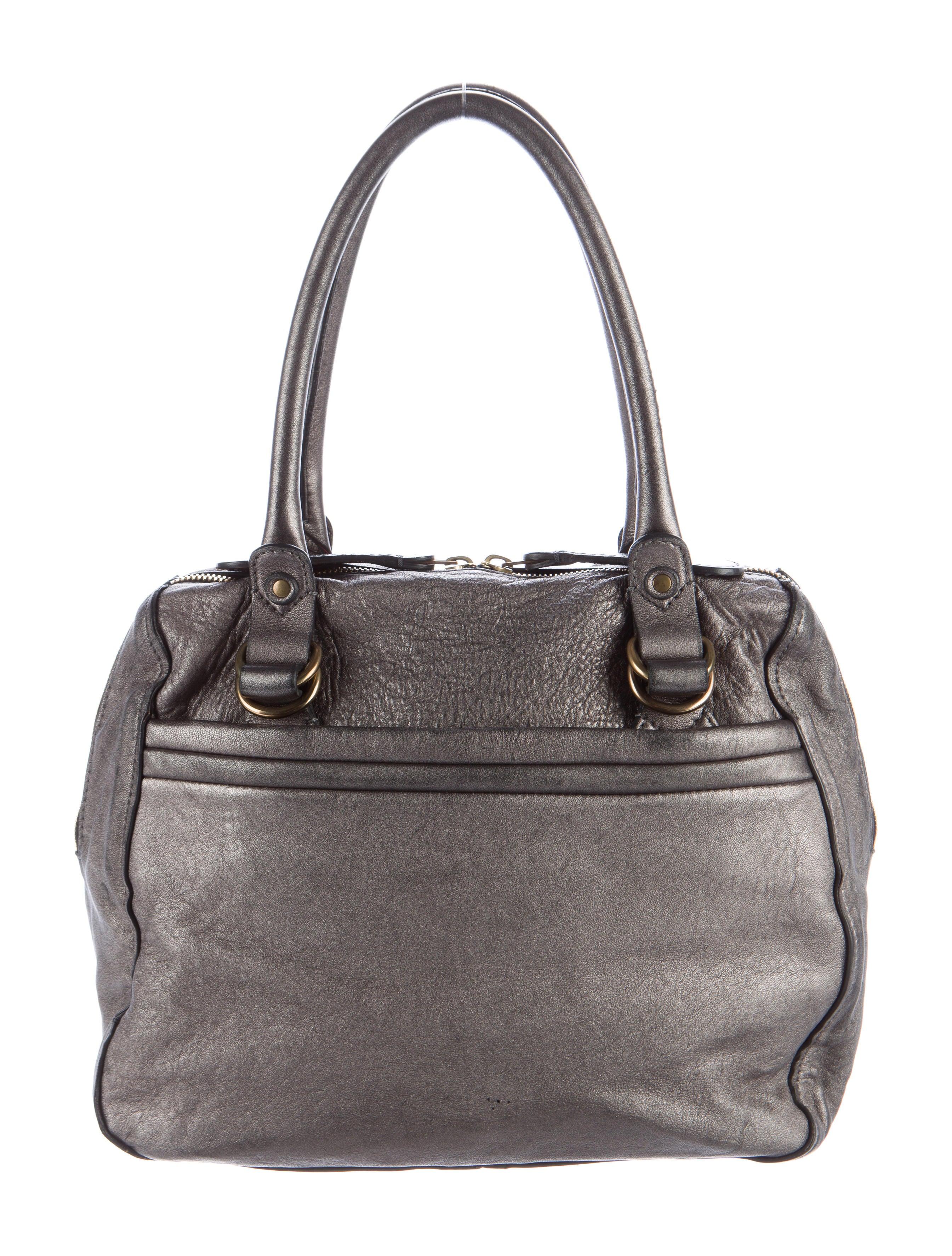 Vintage Leather Tote Bag | eBay