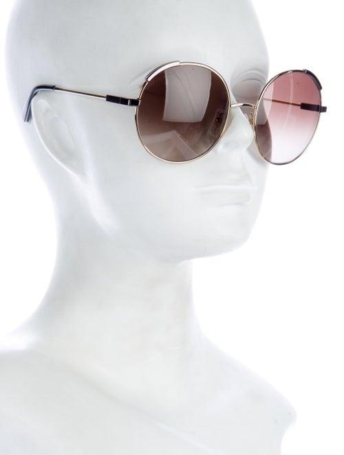 1f874d9f0dae Chloé 2016 Eria Round Sunglasses - Accessories - CHL58743