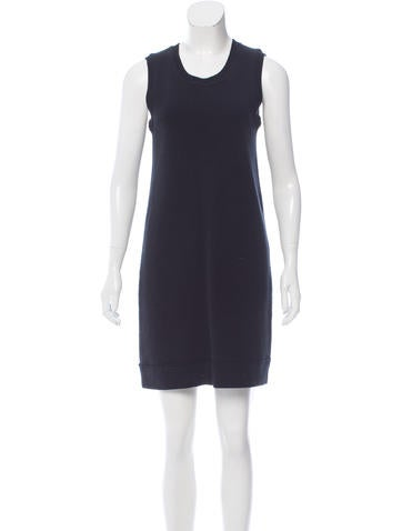 Chloé Wool Mini Dress None