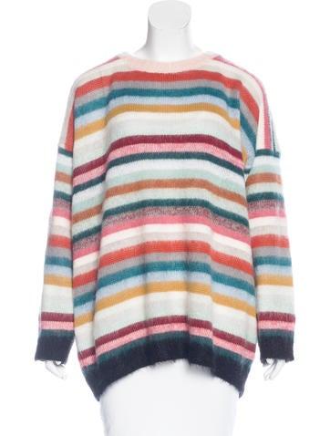 Chloé 2016 Mohair-Blend Sweater None