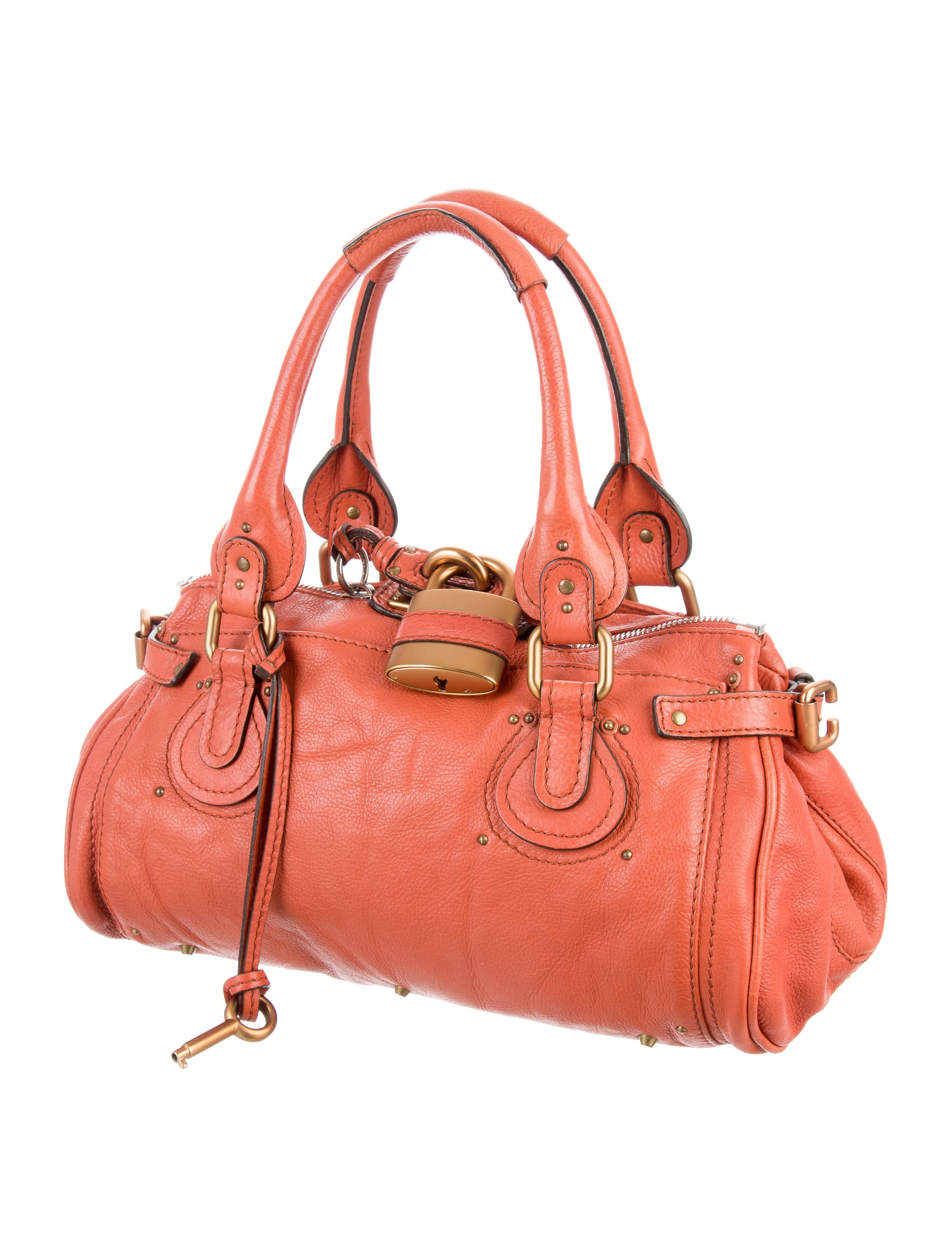 1b9ffb0b5c5 Chloé Paddington Bag - Handbags - CHL60798