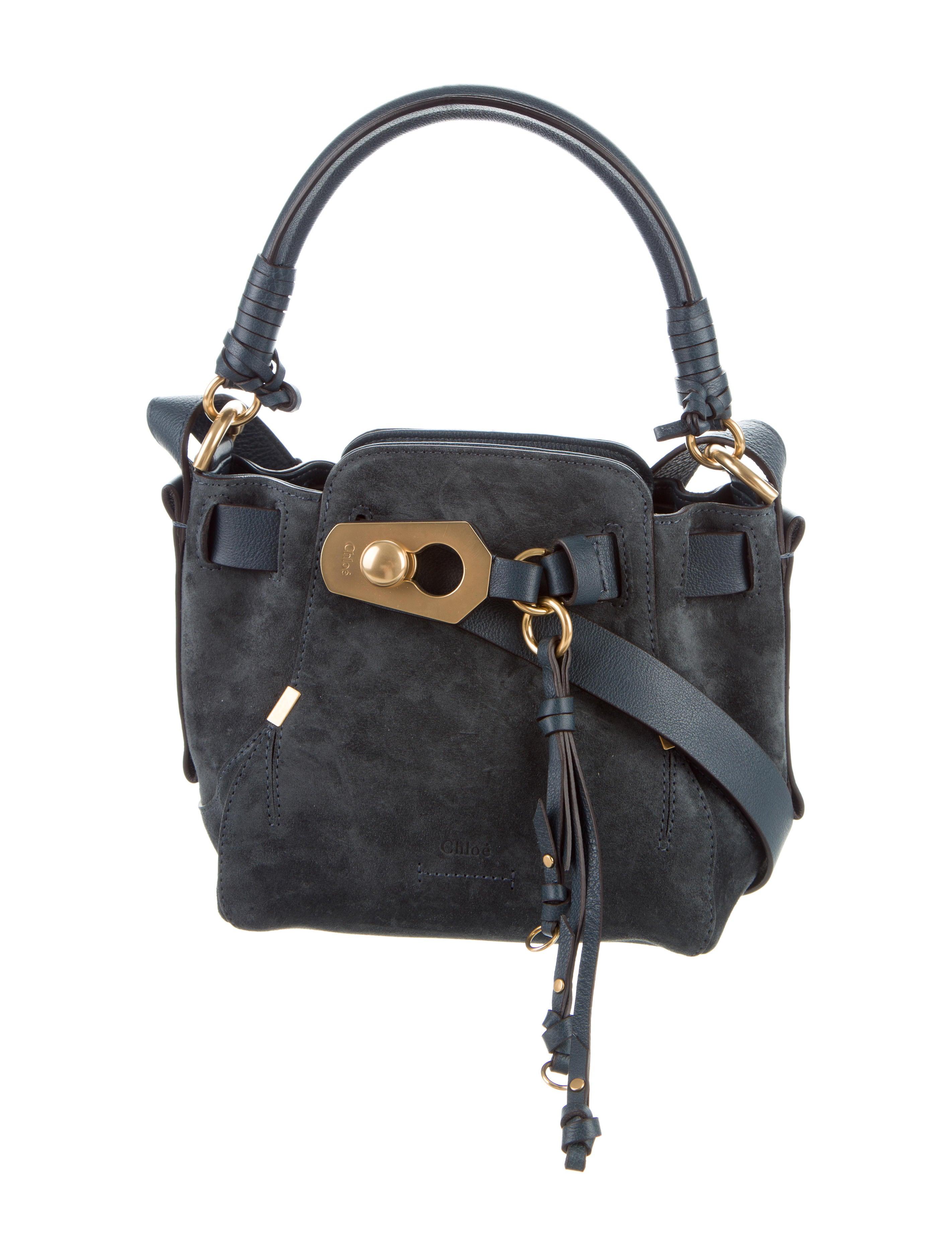 Chlo 233 2017 Suede Owen Bucket Bag Handbags Chl62407