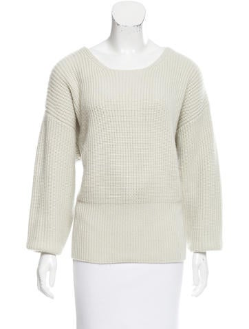 Chloé Cashmere Long Sleeve Sweater None
