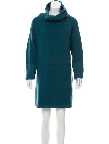 Chloé Knee-Length Sweater Dress None
