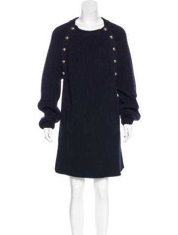 Chloé 2016 Sweater Dress None