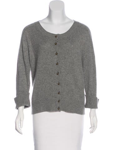 Chloé Knit Cashmere Cardigan None
