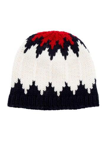 Chloé Wool Knit Beanie None