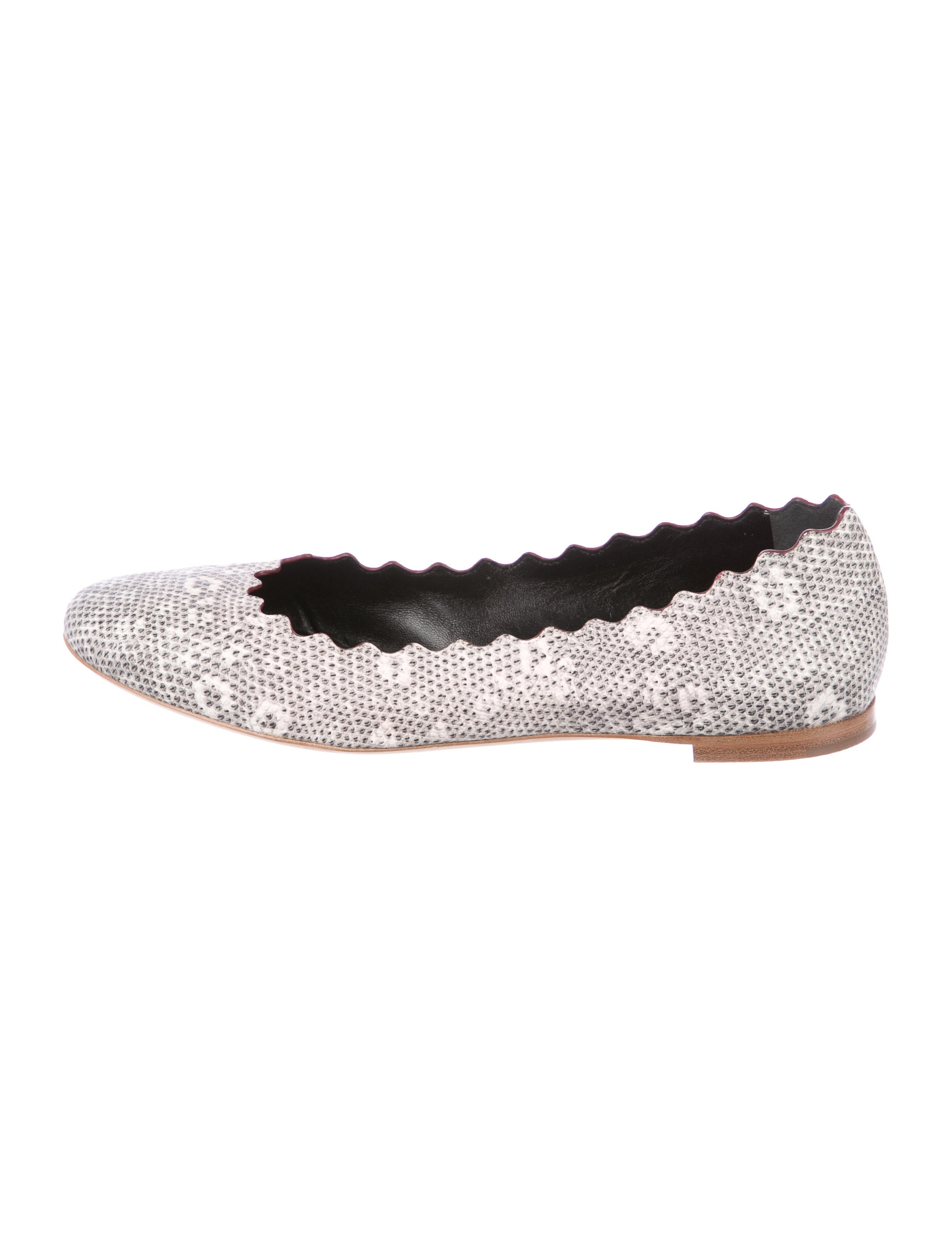 outlet many kinds of discount marketable Chloé Karung Lauren Flats cheap sale high quality really online cheap sale reliable 8Ug7p3