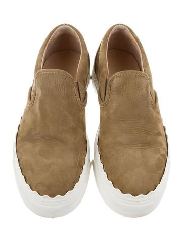 Ivy Slip-On Sneakers