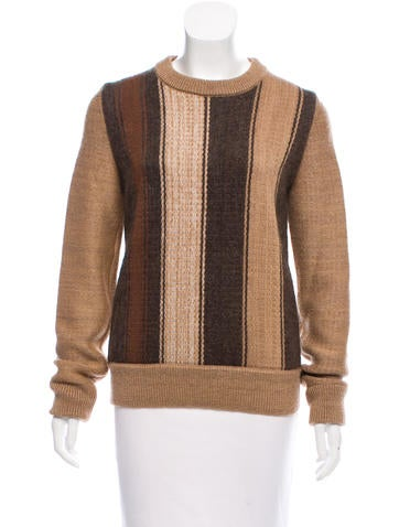 Chloé Patterned Wool Sweater None