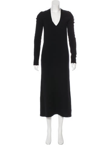Chloé Wool Sweater Dress None